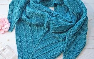 Бактус спицами: вязание по схеме с описанием