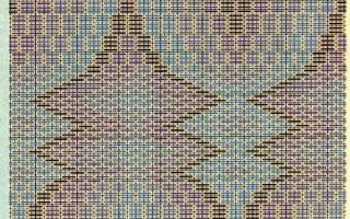 Барджелло: уроки флорентийской вышивки