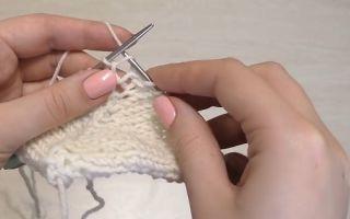 Вязание кофты регланом сверху по детальному мастер-классу