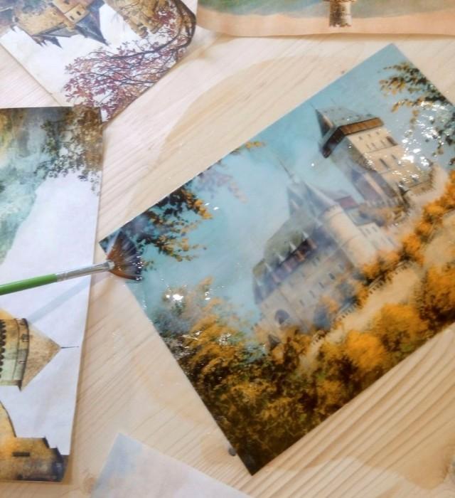 Картинки для декупажа в разных стилях фото