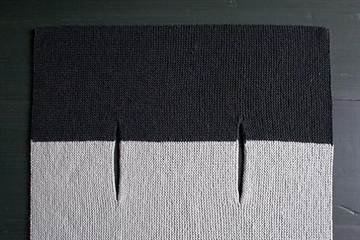 Жилет трансформер вязаный спицами по схеме с фото и видео уроком