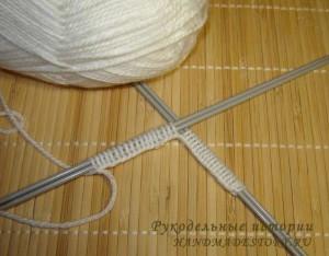 Вяжем пинетки без швов спицами по детальному описанию и пошаговому мастер-классу
