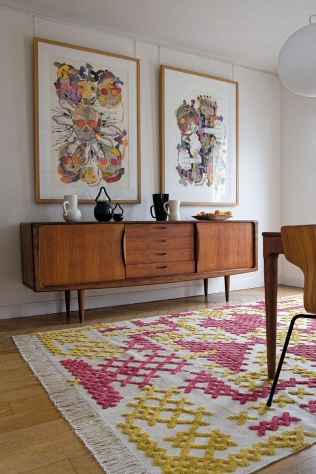 вышивка в интерьере и фото примеры оформления дизайна
