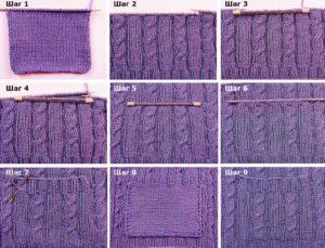 Учимся вязать сарафан для девочки спицами по схемам и описаниям