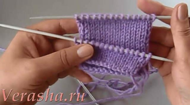 Чулочная вязка: описание основ искусства вязания