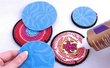 Вышивка на пластиковой канве в фото и видео мастер-классах для начинающих