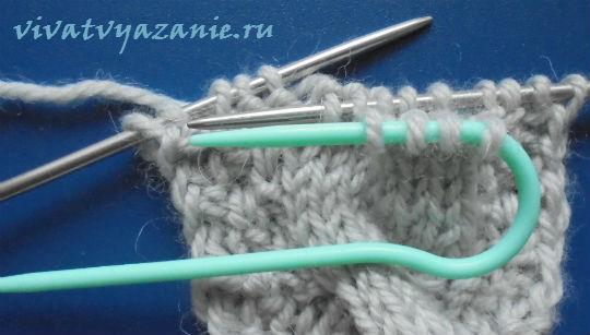 Вяжем косы спицами: схемы и фото-видео инструкции