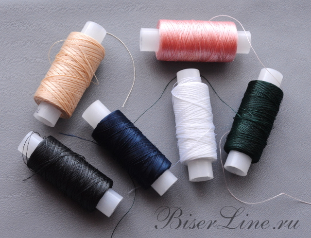 Эластомерная нить и обзор материалов для плетения из бисера