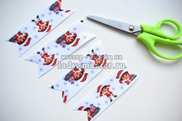 Заколки из лент своими руками в стиле канзаши (фото)