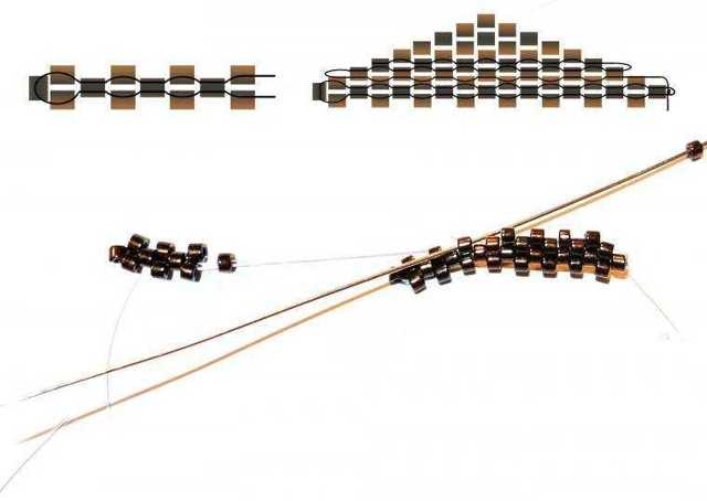 Брошь сова из бисера в обучающих мастер-классах (фото)