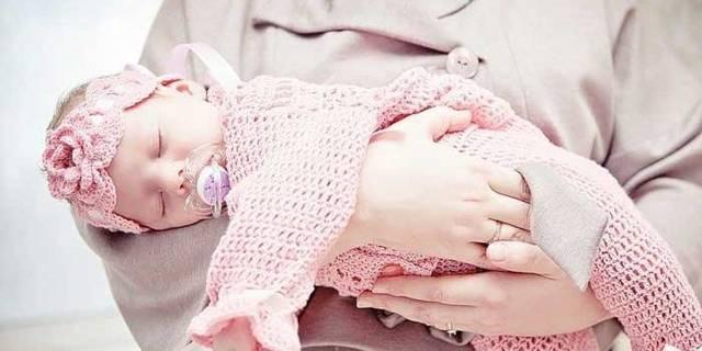 Кофточка для новорожденного спицами с пошаговым описанием