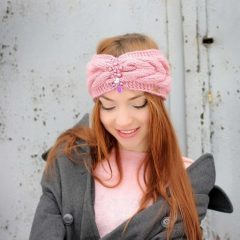 Вяжем шапку-тюрбан спицами по подробным мастер-классам и схемам