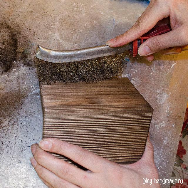 Декупаж чайных домиков своими руками (фото и видео)
