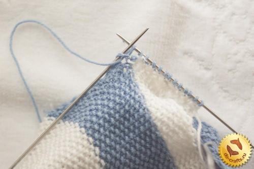 Рукав реглан: разные способы вязания в фото и видео МК