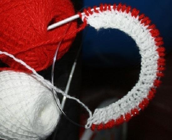 Мастер-класс по вязанию кофточки для девочки спицами