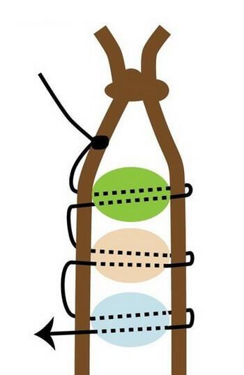 Диадема из бисера и бусин в подробном фото мастер-классе для начинающих