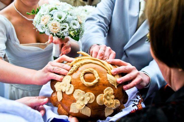 Свадебный рушник крестом своими руками (схемы)