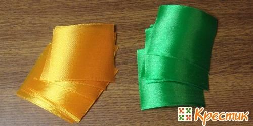 Канзаши лепестки: осваиваем основные разновидности
