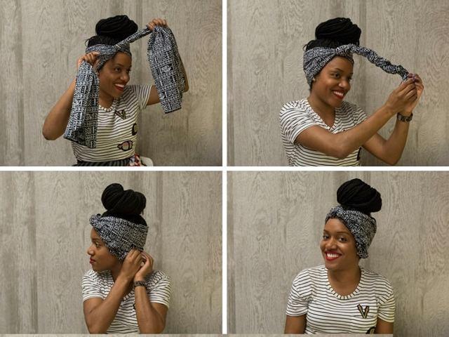 Чалма своими руками из шарфа и палантина учимся завязывать