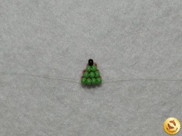 Ящерица из бисера по схеме с пошаговым мастер-классом плетения