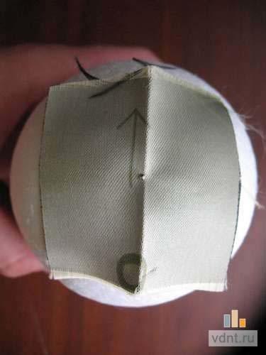Букеты из атласных лент своими руками, топиарий и шар-артишок