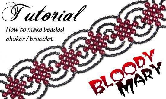 Валентинки из бисера своими руками по фото и схеме плетения