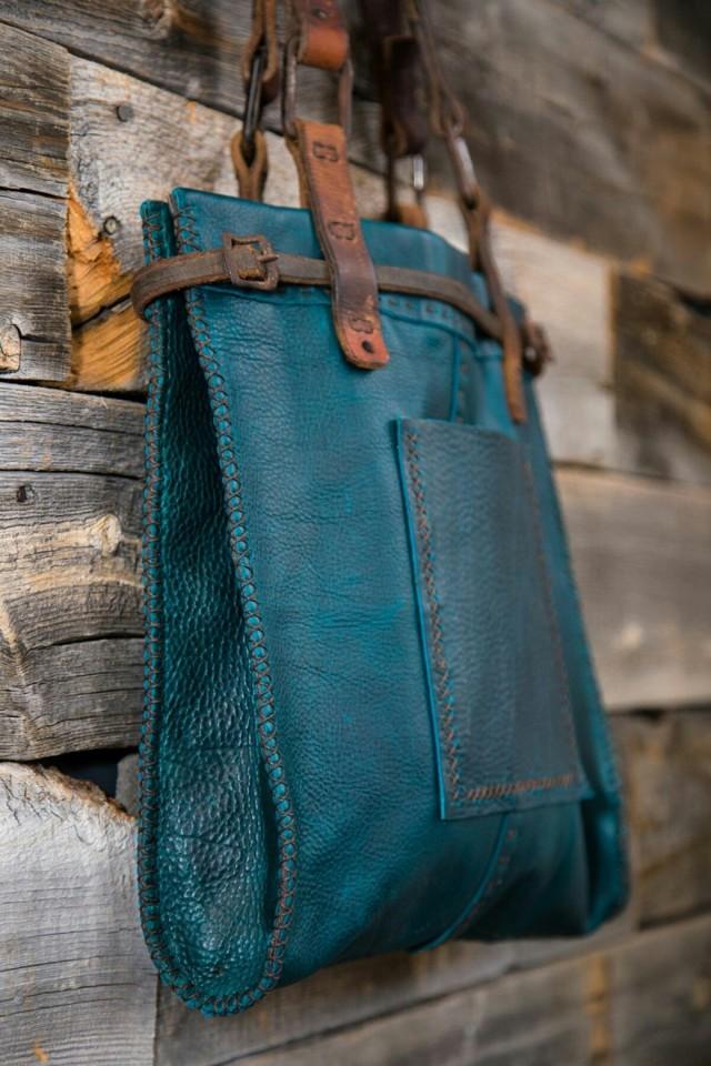 Сумки с вышивкой: наглядные идеи и примеры (фото)