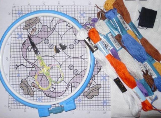 Бискорню: подушечка для иголок своими руками (фото и видео)