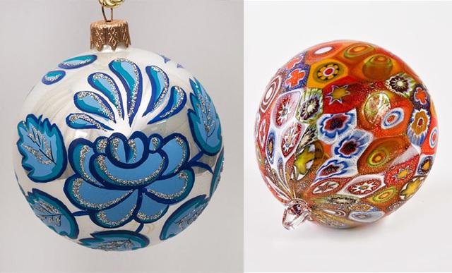 Декупаж новогодних шаров: идеи праздничного декора