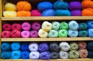 Двухсторонние узоры для шарфов с наглядными схемами