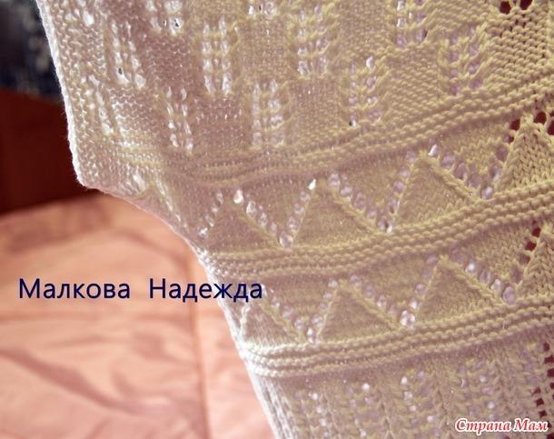 Вязание спицами для полных женщин в подробном фото-видео МК