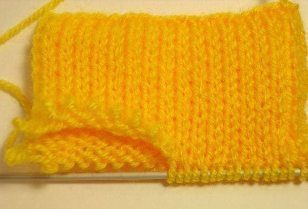 Двойная резинка спицами: мастер-класс вязания (фото, видео)