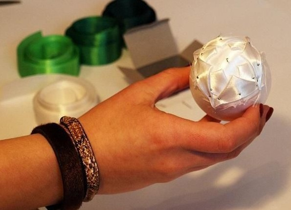 Пасхальные яйца из бисера своими руками в мастер-классах