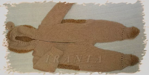 Вязаные спицами штанишек для малышей в пошаговом уроке с видео сопровождением