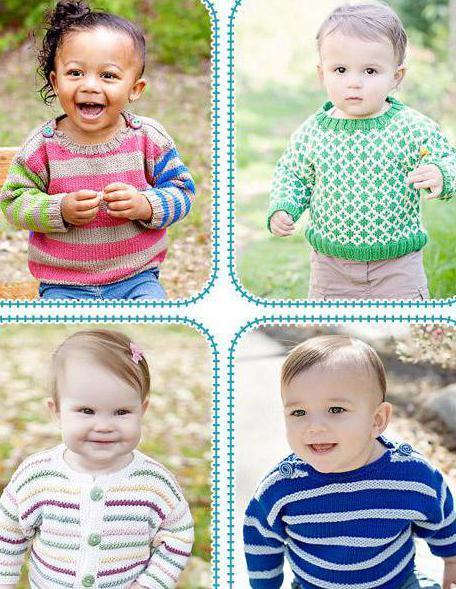 Пуловер для мальчика спицами с пошаговым описанием работы и схемой