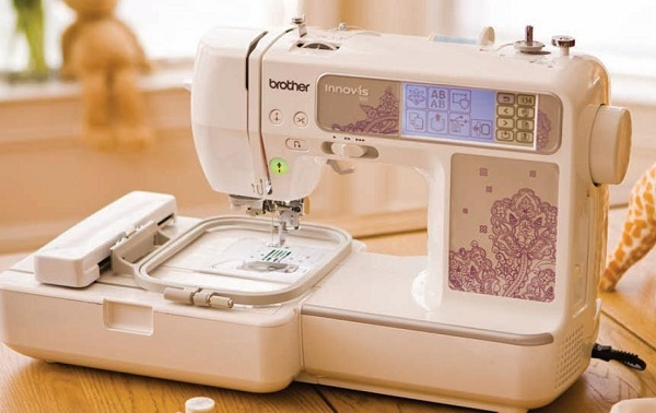 Швейно вышивальная машина и ее возможности в работе