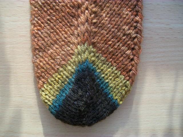 Вязание носков на 5 спицах по схеме: способы и техника для начинающих в фото-видео МК