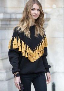 Вышивка на свитере своими руками: идеи и фото примеры