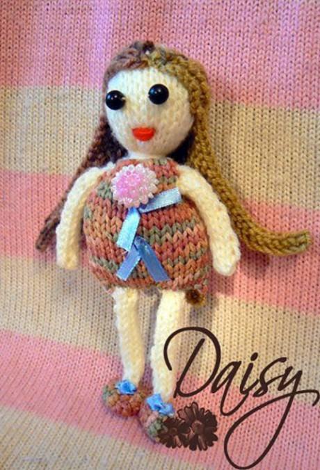 Вязаная одежда для кукол: создаем игрушечный гардероб спицами